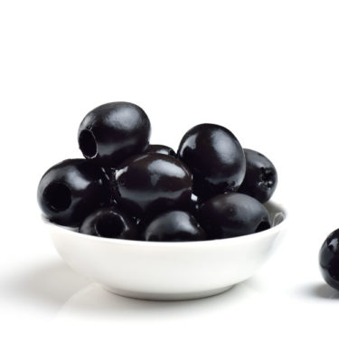 Pitted Spanish Black Olives