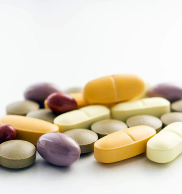 Customized Vitamin and Mineral formulations