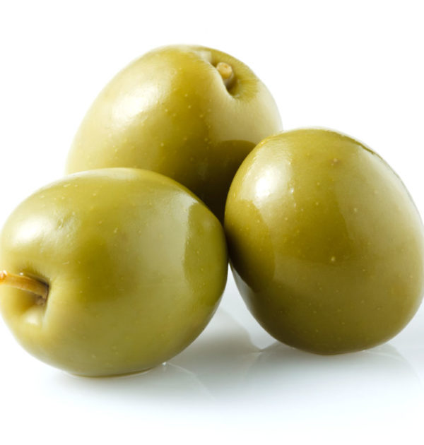 Queen Green whole Olives